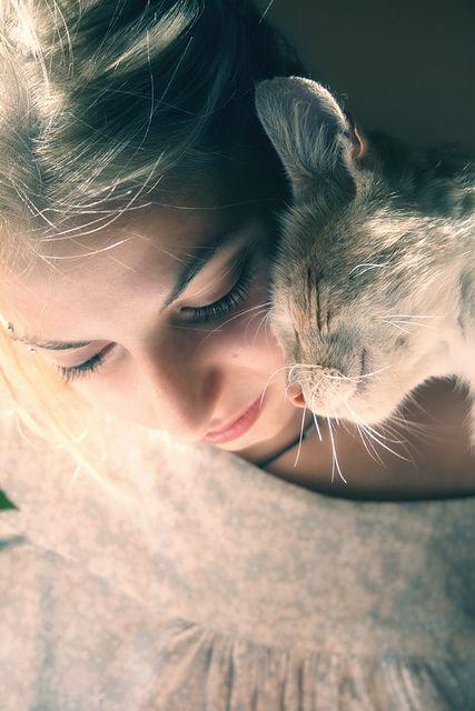 Cat Rubshis Eyes