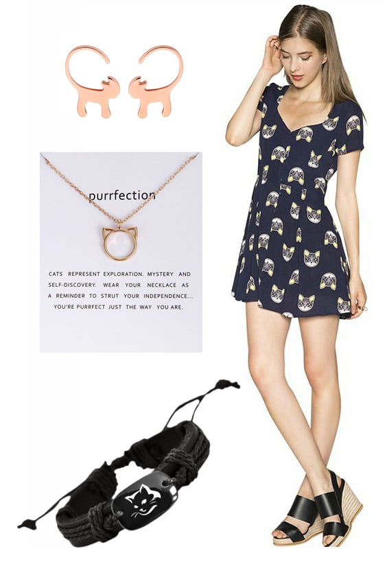 Cat Lady Outfit Style | Shop the look