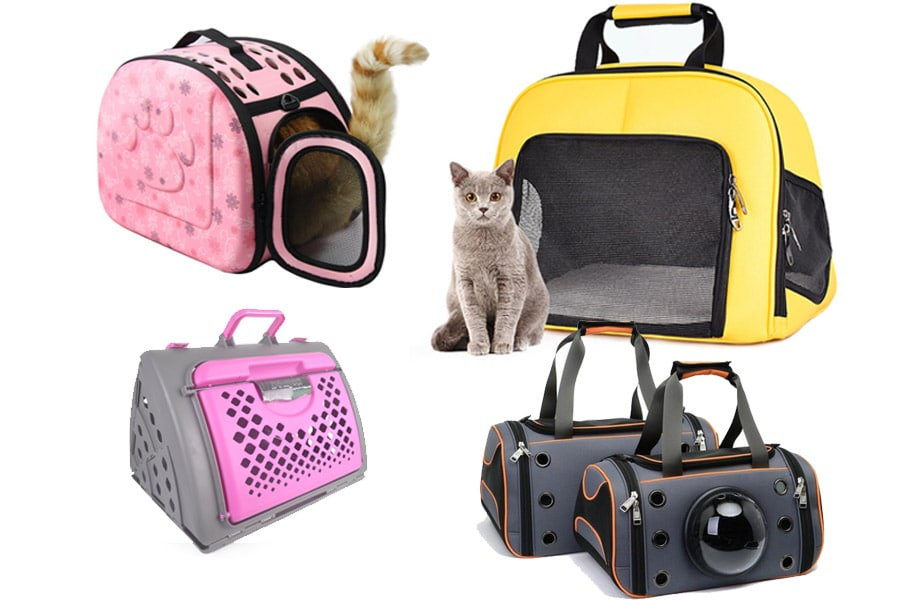 cat carrier 3 Choosing the right cat carrier for your feline friend