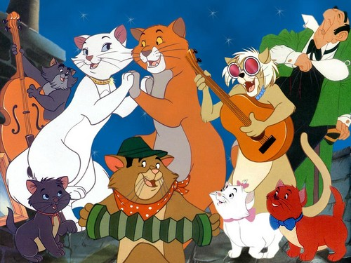 Aristocats Names for your Feline Friend